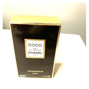 Coco by Chanel Eu De Parfume Spray